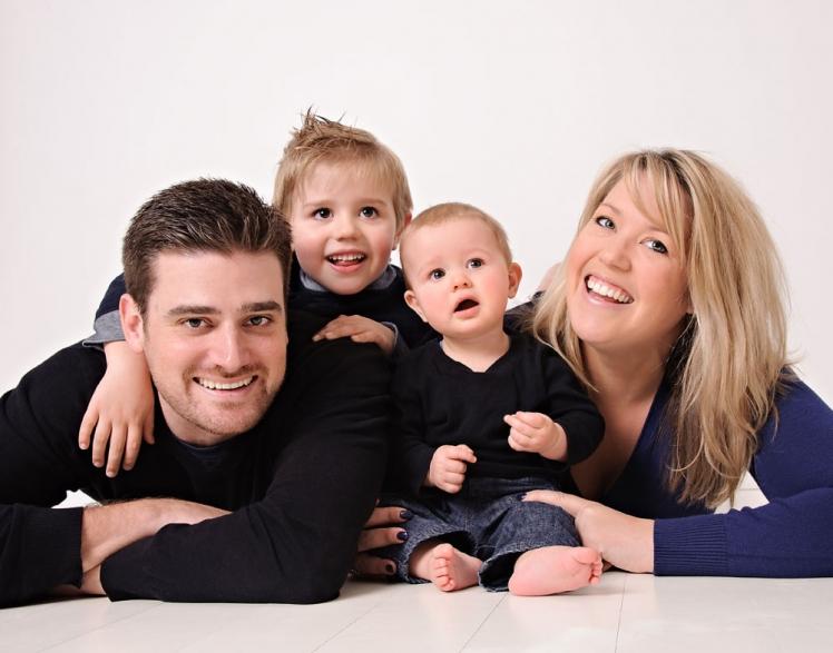 Fun Melbourne family Photography
