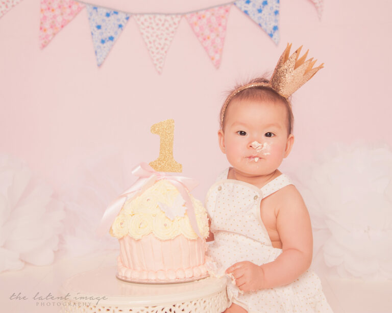 Cake Smash photography Melbourne