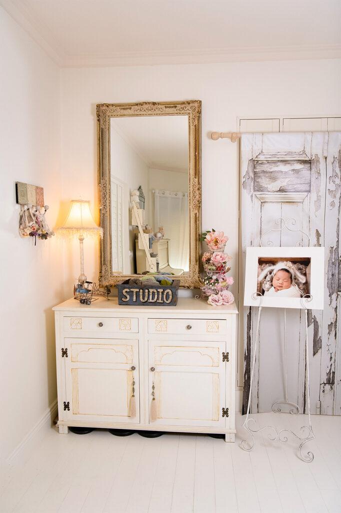 Newborn photography studio Melbourne
