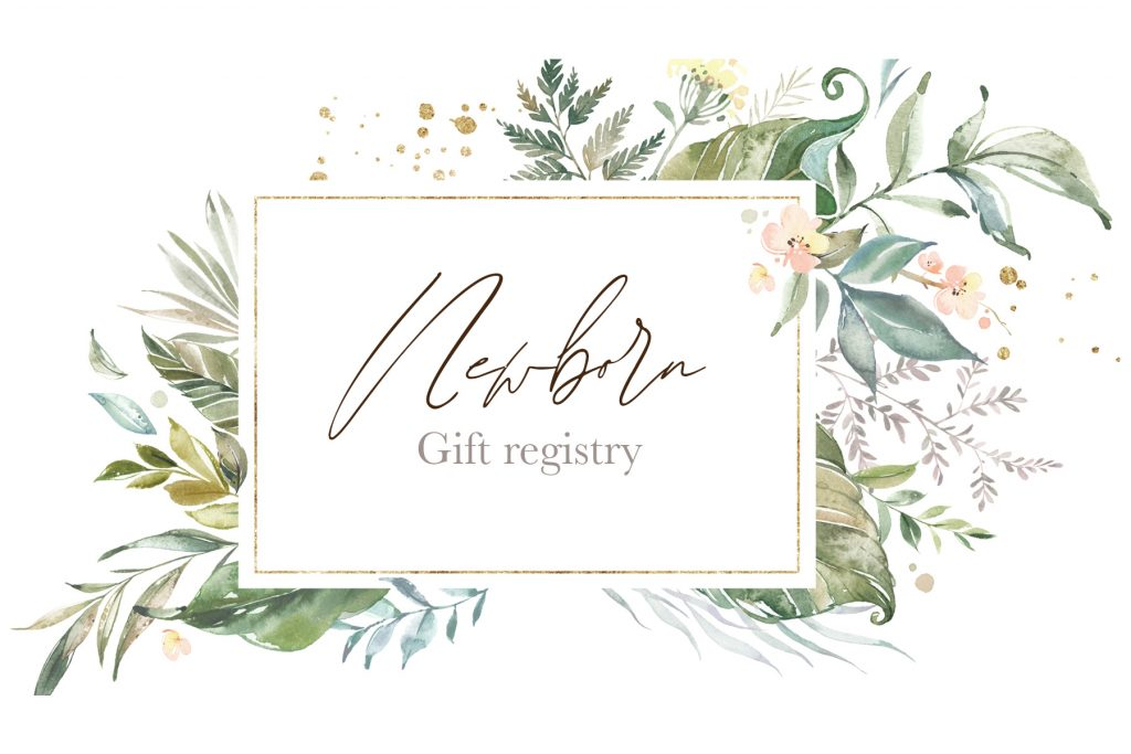 Newborn photography Melbourne gift registry