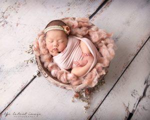 Newborn Photography safety